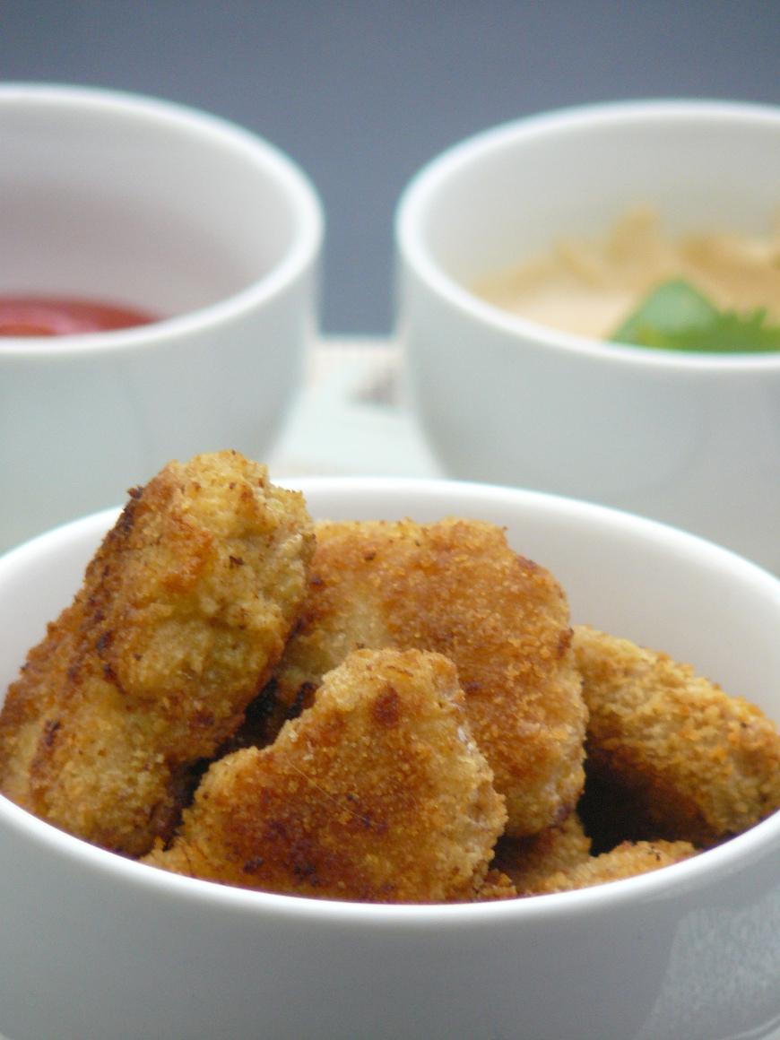 Nuggets de poulet 143